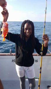 Deep Sea Fishing Trip