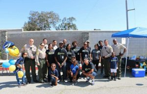 Lynwood Sheriff Department Fair