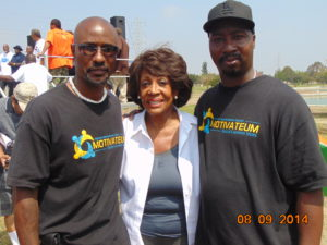 Walk For Life  With U.S. Representative Maxine Waters