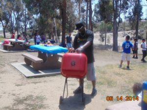 BBQ At Kenneth Hahn Park